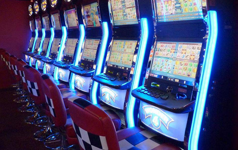 Ex casino equipment